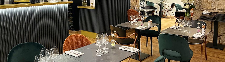 Mobilier professionnel pour CHR, meubles, tables et assises