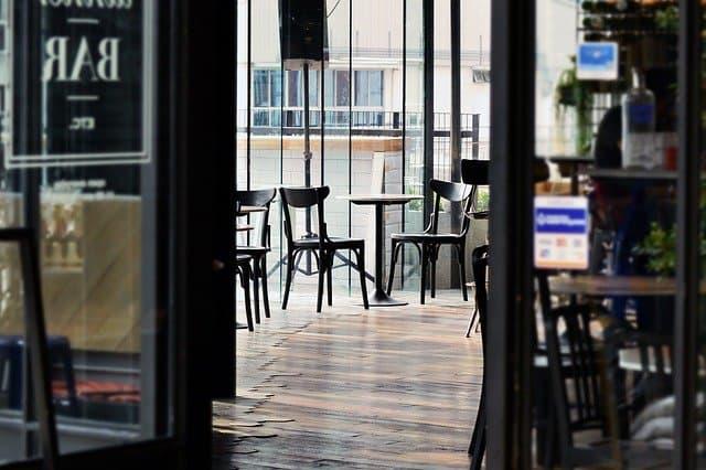 Chaise pour bar et brasserie