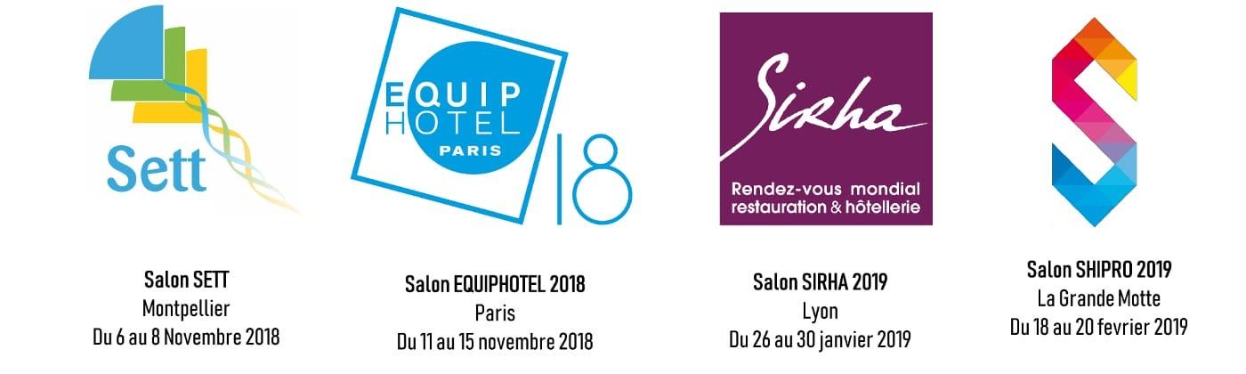 salon et foire 2018-2019